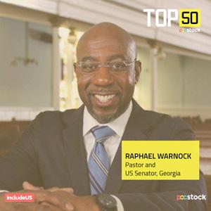 Senator Raphael Warnock